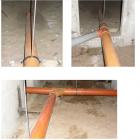 Выполнение работ по ремонту системы водоотведения